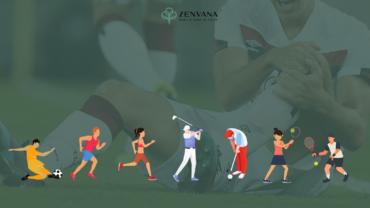 บางเจ็บจากการเล่นกีฬา ยืดได้ หายได้ ง่ายนิดเดียว