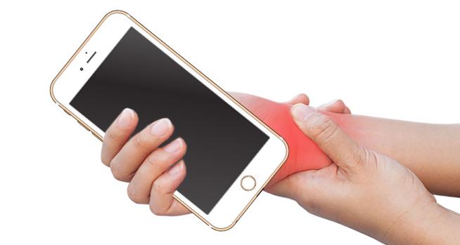 ใช้โทรศัพท์มือถือแต่พอดี ห่างไกลโรค